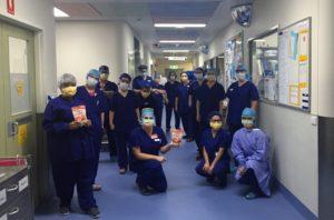 Footscray theatre nurses